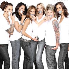 The Real L Word Cast - Season One