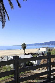 Santa Monica Beach! 😍