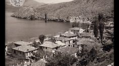 Βορειoανατολική Άποψη της Καστοριάς, η συνοικία Απόζαρι δεκ. του 1940 - ...