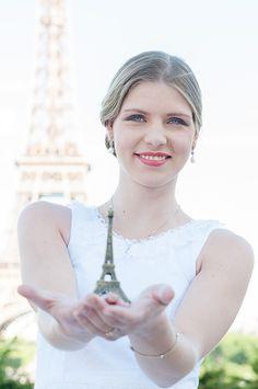 Romance in Paris, France.