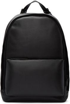 9ac5cf154440 3.1 Phillip Lim - Black Leather '31 Hour' Backpack Designer Backpacks, Backpack  Bags