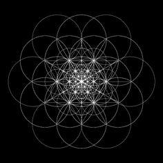 Je to smrt, že člověk by měl strach, ale měl by bát nikdy začíná… Illusion Kunst, Illusion Art, Sacred Geometry Art, Sacred Art, Gifs, Arte Pink Floyd, My Planner Colibri, Trippy Gif, Psy Art