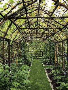 moderner garten This demonstrates what it means quot; moderner garten This demonstrates what it means quot;to be in accordance with natur Backyard Pergola, Pergola Shade, Backyard Ideas, Pergola Ideas, Outdoor Pergola, Pond Ideas, Pergola Roof, Cheap Pergola, Most Beautiful Gardens