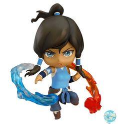 Die Legende von Korra – Korra Actionfigur – Nendoroid: Good Smile Company