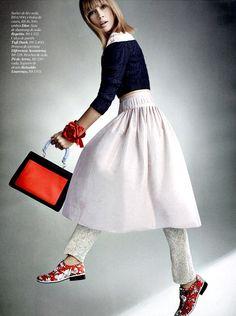 awesome Marie Claire Brasil Outubro 2014 | Patricia Beck por Gustavo Zylbersztajn  [Editorial]