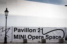 Bureau Mirko Borsche – Pavillon 21 MINI Opera Space