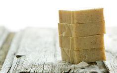 4 bars Tea Tree Pumice Hand Organic Soap 4 4.5oz by CaruSkincareCo