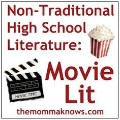 Non-Traditional High School Literature: MovieLit