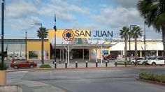 San Juan Shopping Center in Punta Cana, DR.