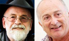 "Tony Robinson on the ""strangely emotional"" recording of Terry Pratchett's last audiobook"