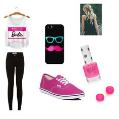"""""""Perfecto"""" by luciacampbell ❤ liked on Polyvore featuring Vans, Casetify, Kate Spade and Topshop"""