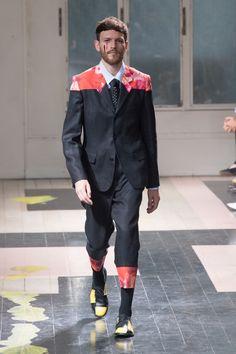 Yohji Yamamoto SpringSummer 2016 Collection - Paris Fashion Week - DerriusPierreCom (19)