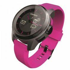 Cookoo Smart Watch Pink Bluetooth 4.0
