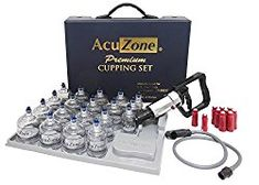 Health & Beauty Sincere Hansol Professional Cupping Therapy Equipment Set With Pumping Handle 10 Cups &