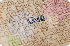 Live live live.