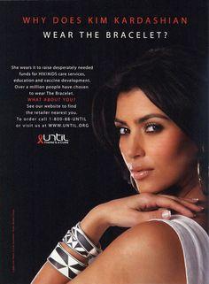 Kim Kardashian's blog: Are You Going to Wear the Bracelet?