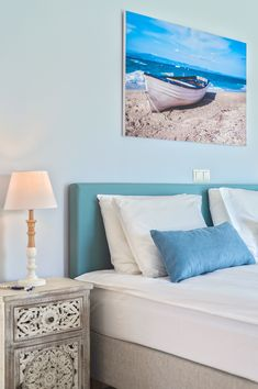"""Entire home/apt in Kolimvari, Greece. Two new studios/suites on the water/on the beach, with walking distance to """"everything"""". News Studio, Greece, The Unit, Room, Home Decor, Greece Country, Bedroom, Decoration Home, Room Decor"""