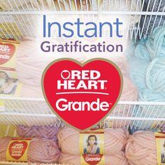 Red Heart's Grande Y