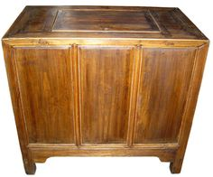 Antique Chinese Treasure Trunk 3092  Ming Style by AntiqueByChen, $699.00