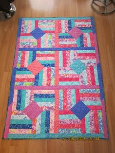 10 Minute Block from Design Orignals. - YouTube I learned how to ... : youtube quilting ideas - Adamdwight.com