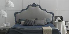 La tête de lit baroque pour un sommeil royal