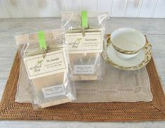 Tea+Samples++10+Individual+Tea+Bags++Made+to+Order++by+ArtfulTea,+$10.00