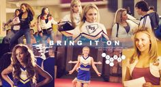 """Favorite """"Bring it On"""" movie! All Or Nothing, Movies And Tv Shows, Movie Tv, Bikinis, Swimwear, Sumo, Bring It On, Wrestling, Spirit"""