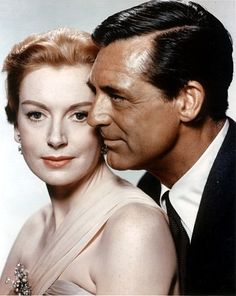Terry (Deborah Kerr) and Nickie (Cary Grant) ~ An Affair To Remember - I've seen this movie a million times