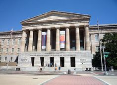 The National Portrait Gallery is an historic art museum in Washington, D.C. Founded in 1962 and opened to the public in 1968, it is part of the Smithsonian Institution. Its collections focus on images of famous Americans.