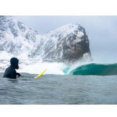 surfing way up north