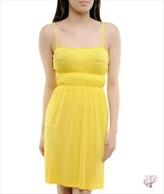 Colorful Women's or Teen's Spaghetti Strap Sun Dress One Size Fits Most | eBay