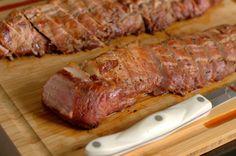 Kentucky Pork Tenderloin