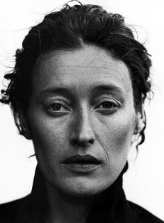 Marie-Sophie Wilson-Carr. Photo by Peter Lindbergh.
