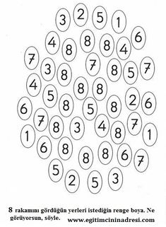 8 rakamini boya