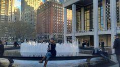 Lincoln center nyc spring break 2013