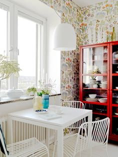 Charming Scandinavian Apartment Deco Photo Blog Kitchen