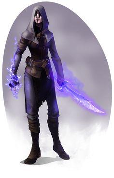 An Arcane Warrior, Knight Enchanter, or Biotic Adept/or Vangaurd FemShep in a Dragon Age/Mass Effect Crossover? Female Character Design, Character Creation, Character Concept, Character Art, Dnd Characters, Fantasy Characters, Female Characters, The Elder Scrolls, Skyrim