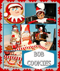 BOB makes cookies (Found at Barnes & Noble)-Making Life Whimsical