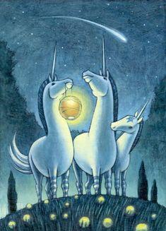 Kelly Murphy - unicornios