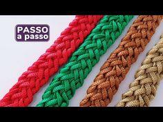 Crochet bag handle | Crochet braid | Bracelet - YouTube Crochet Sachet, Crochet Cord, Crochet Braids, Crochet Handles, Braided Bracelets, Stitch, Bags, Jewelry, Youtube
