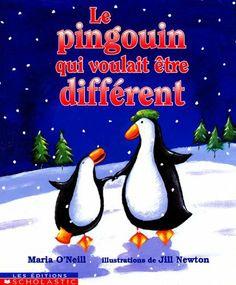 Le pingouin qui voulait être différent