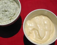 Basil Mayo Dip for artichoke - just made this and it is yummy!!