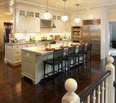 1925 bungalow kitchen | Contemporary Kitchen design by Boston Architect LDa Architecture ...