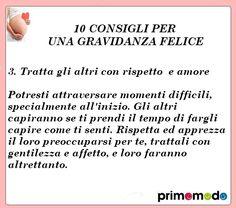 10 consigli per una gravidanza felice. consiglio numero 3 - Rispetto e amore http://www.primomodo.com/10-consigli-per-una-gravidanza-felice.html