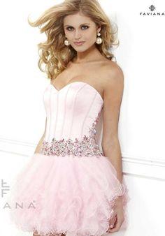 Faviana 7189 at Prom Dress Shop