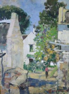 Terence McCaw (1913 - 1978) Auction, Painting, Art, Art Background, Painting Art, Kunst, Paintings, Performing Arts, Painted Canvas
