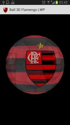 Fantastic Live Wallpaper with which you can improve the appearance of your Smartphone with the 3D model of the Clube de Regatas do Flamengo Emblem.<p>You can change the wallpaper image by double tap on the 3D model<p>From Settings menu you can configure the application as follows:<br>-Change the picture to show.<br>-3D Model Choose between sphere, cube and plane.<br>-Change the speed of rotation.<br>-Change the size of the 3D model.<br>-Allow the ball bounce on the Smartphone…