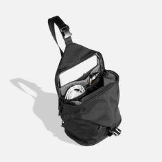 4b43646f37c4 Sling Bag 2 - Black — Aer