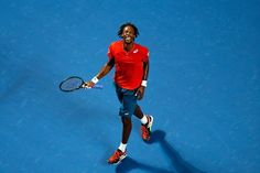 1/21/16 Via SONY ESPN  ·  In the Men's Singles, Garl Monfils moves to the 3rd Round registering a win against the french, N. Mahut, 7-5, 6-4, 6-1