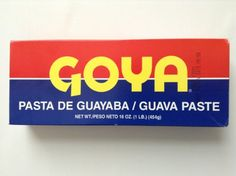 Goya Guava Paste / Pasta de Guayaba - 4-pack, 4 x 1 lb - Product of Dominican Republic - http://mygourmetgifts.com/goya-guava-paste-pasta-de-guayaba-4-pack-4-x-1-lb-product-of-dominican-republic/